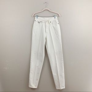 Levi's Vintage Button Fly High Waisted 501 Jeans